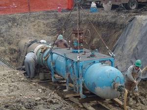 Hydrostatic Testing | Summit Pipeline Services ULC
